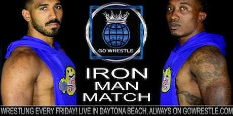 Go Wrestle 130! Wrestling Every Friday! Nov 1st at 8pm. Kids Tix $5, Adults $10!!!  tickets