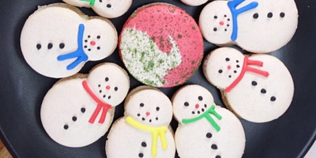 MakMak Christmas Snowmen Macaron Class  tickets