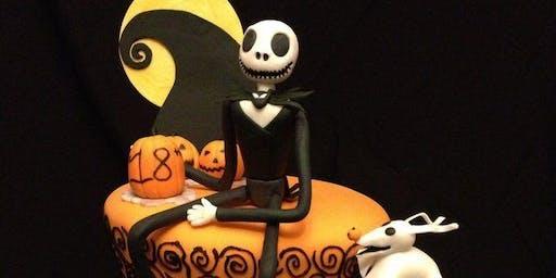 Village Bakers Halloween Drinks Social