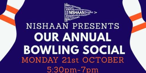 Nishaan Bowling Social