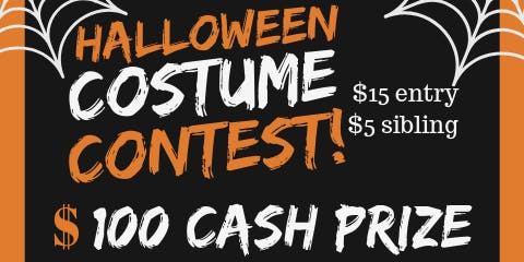 Homeschoolers Halloween Costume Contest