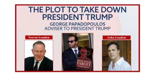 Road to 2020 Speaker Series  - George Papadopoulos, Keynote