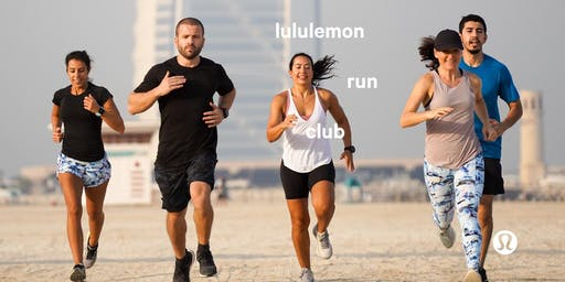 lululemon DXB run club