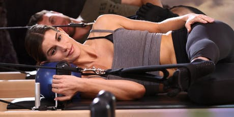 Pilates - Breast Cancer Benefit Reformer Class tickets