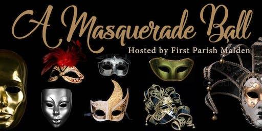 First Parish Malden Masquerade Ball