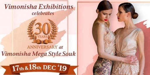 Vimonisha 30 years Exhibition