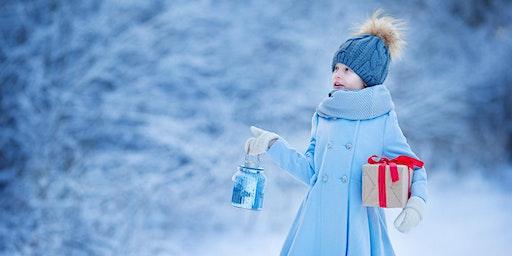 Titchwell's Winter Wonderland