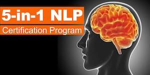 ⚠️ 5-in-1 NLP Certification Program (Closed Door...