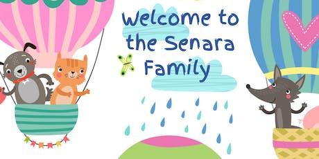 The Senara Family - Dyspraxia tickets