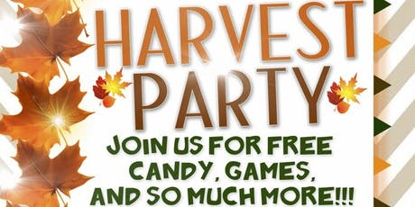 Harvest Party tickets