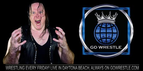 Go Wrestle 128 Wrestling Every Friday! Oct 18th at 8pm. Kids Tix $5, Adults $10 tickets