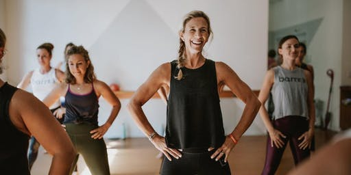 barre3 at FatPipe Co-Working Space