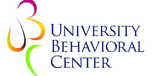 UNIVERSITY BEHAVIORAL CENTER RIBBON CUTTING CEREMONY