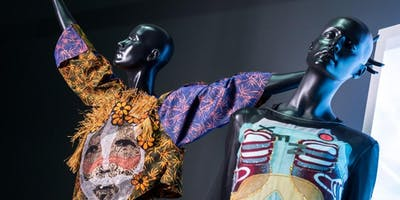 African Fashion Pop Up Exhibition Reception