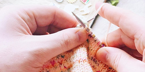 Social Stitching at Craft Habit Raleigh