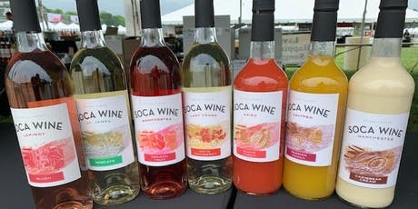 Philly Soca Wine Sampling & Pop-up Shop tickets