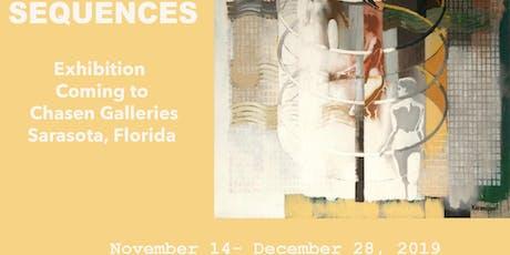 "Jean Kazandjian ""Sequences"" Exhibition tickets"