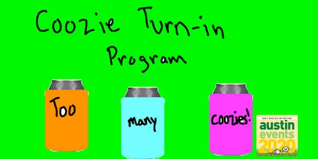 Coozie Turn-In Program tickets