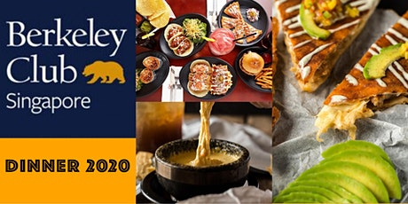 Berkeley Club of Singapore Dinner 2020 tickets