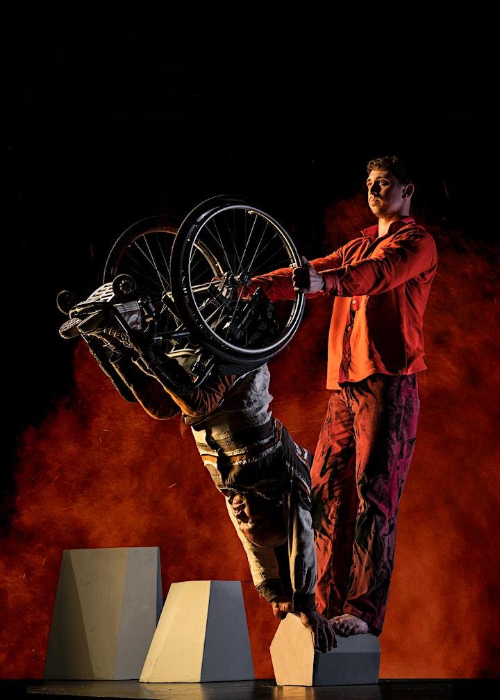 FAF in partnership with Ormiston Horizon Academy: STOPGAP DANCE COMPANY image