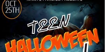 TEEN Halloween Party
