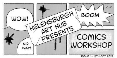 Comics Workshop 8+