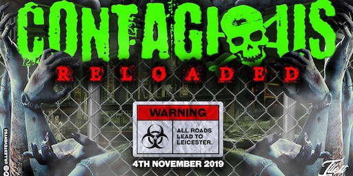 CONTAGIOUS : RELOADED (LEI)