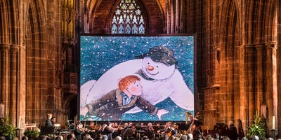 'The Snowman' film with live orchestra - Liverpool Cathedral