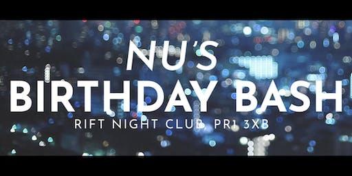 NU's Birthday Bash