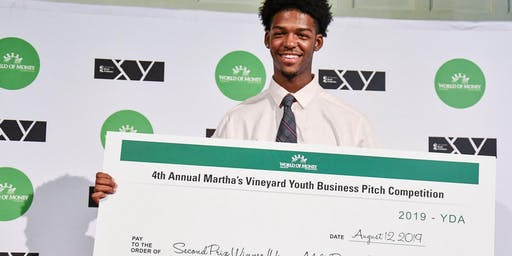 New York City Youth Business Pitch Competition (Ages 10 - 23)
