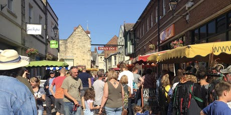Stroud: The Covent Garden of the Cotswolds - A Guided Walk tickets