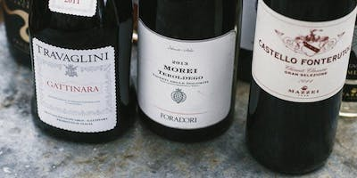 Wines from The North of Italy