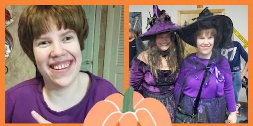 Halloween Memorial Celebration of Rachele's Life