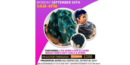 Copy of Copy of Short Hair Expo