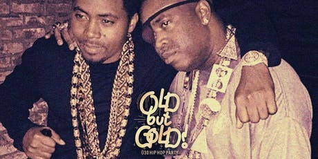 Old but Gold - Ü30 Hip Hop Party w/ Afrob Soundsystem & Denyo - Leipzig Tickets