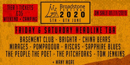 Broadstone Festival 2020