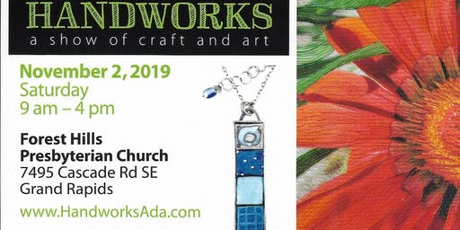 Handworks - a show of craft and art