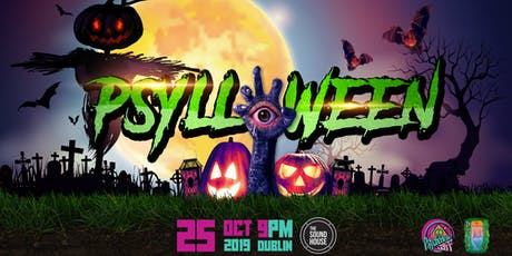 Psylloween 2019 w/ E.V.P and Krosis tickets