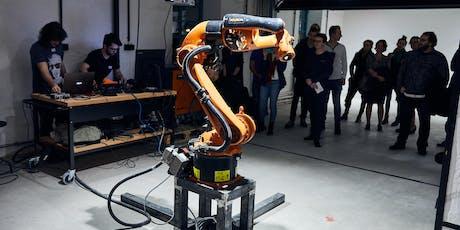 Robotik Intro Tickets