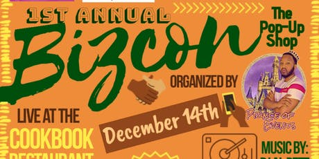 BizCon: The Pop-Up Shop tickets