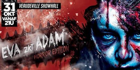 Eva zkt Adam - Party voor singles en hun vrienden (Halloween editie) tickets