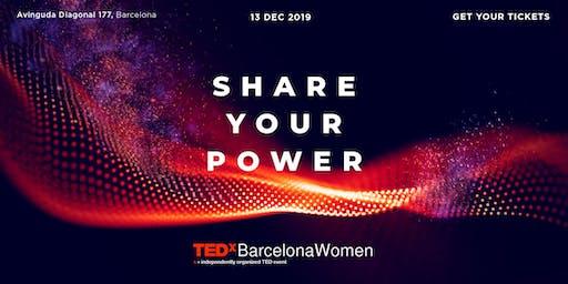 TEDxBarcelonaWomen 2019