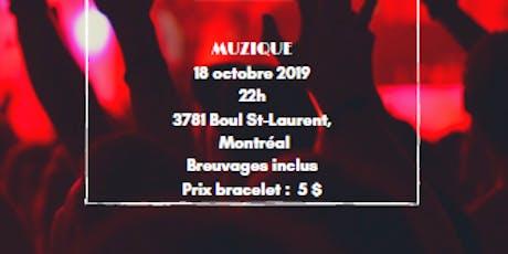 Activité de mi-session - UQTR Longueuil tickets