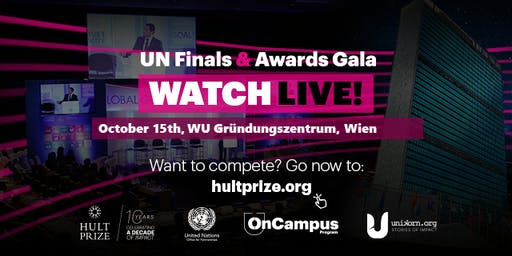 Hult Prize Finals Movie Night