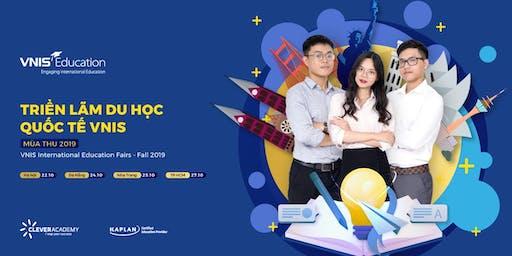 Triển lãm Du học Quốc tế VNIS - Mùa Thu 2019 - TP. HỒ CHÍ MINH