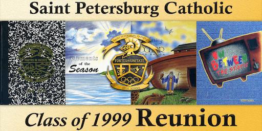 St Petersburg Catholic Class of 1999 20 Year Reunion