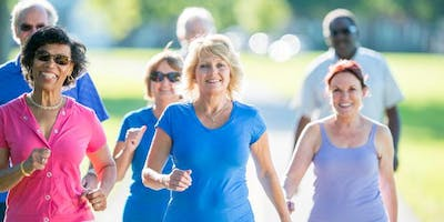 Active Aging Week 2019: Walk with Nature Workout