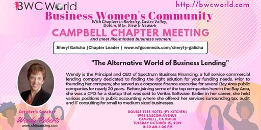 BWC Campbell Chapter Meeting (October)