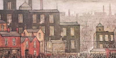 Whitewall Winchester Presents L.S. Lowry