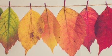 Fall Wellness and Self Care Retreat tickets